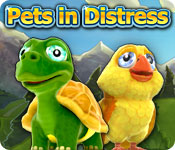 Feature screenshot game Pets in Distress
