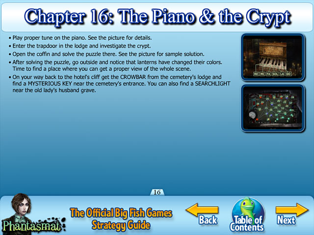 Phantasmat strategy guide ipad iphone android mac for Big fish games coupon