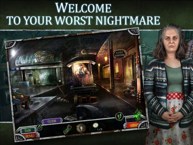 Screenshot for Phantasmat: Town of Lost Hope Collector's Edition
