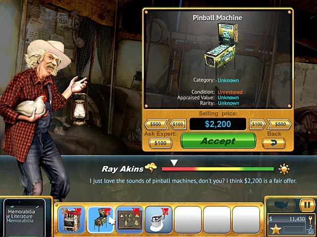 Game screenshot 2 Pickers