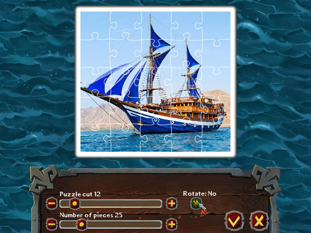 Pirate Jigsaw img