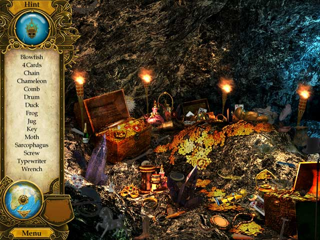 Game screenshot 2 Pirate Mysteries: A Tale of Monkeys, Masks, and Hidden Objects