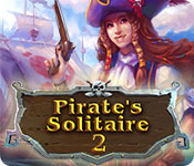 Feature screenshot game Pirate's Solitaire 2