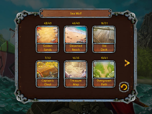 Game screenshot 2 Pirate's Solitaire 2