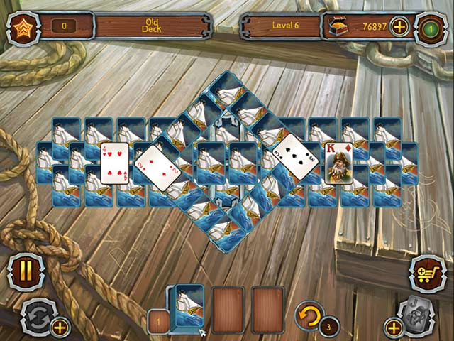 Game screenshot 3 Pirate's Solitaire