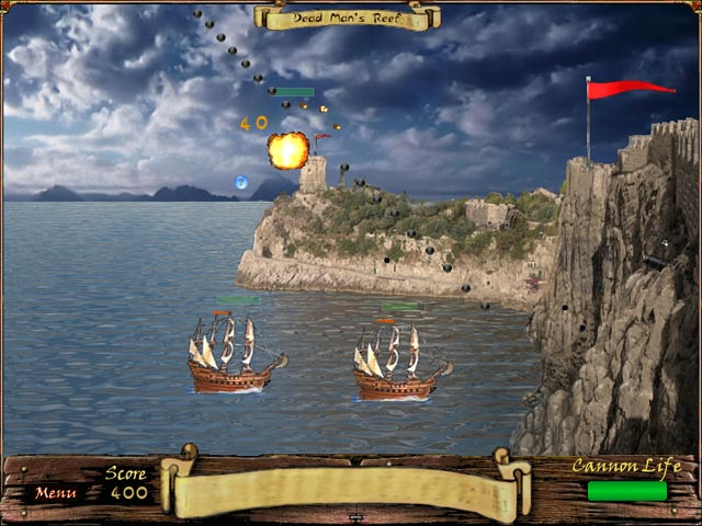 Game screenshot 1 Pirates of the Atlantic