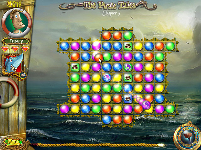 Game screenshot 2 The Pirate Tales
