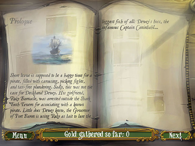 Game screenshot 3 The Pirate Tales