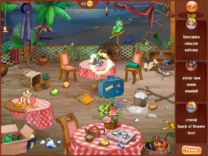 Game screenshot 3 Pizza Chef 2