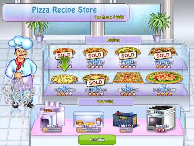 Game screenshot 2 Pizza Chef