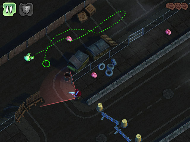 Game screenshot 1 Plight of the Zombie