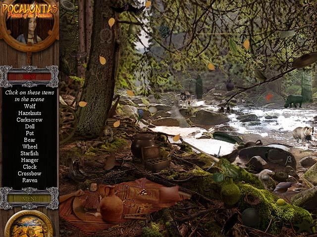 Game screenshot 2 Pocahontas: Princess of the Powhatan
