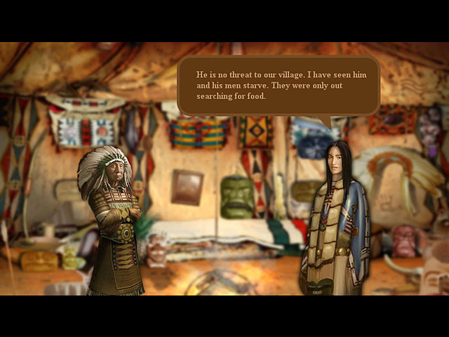 Game screenshot 3 Pocahontas: Princess of the Powhatan