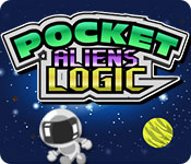 Feature screenshot game Pocket Aliens Logic