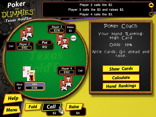 Video for Poker for Dummies