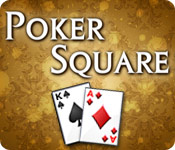 Feature screenshot game Poker Square