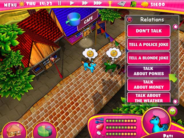 Game screenshot 3 Pony World 2