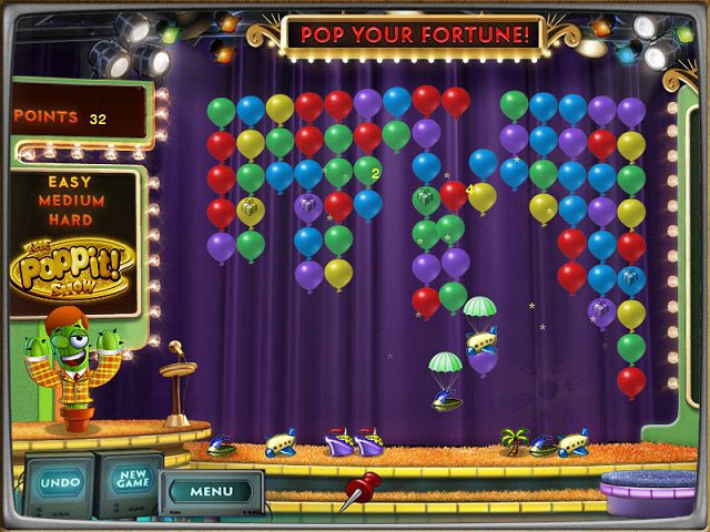 Game screenshot 1 The Poppit! Show