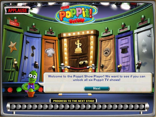 Game screenshot 2 The Poppit! Show