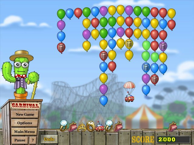 balloon burst games