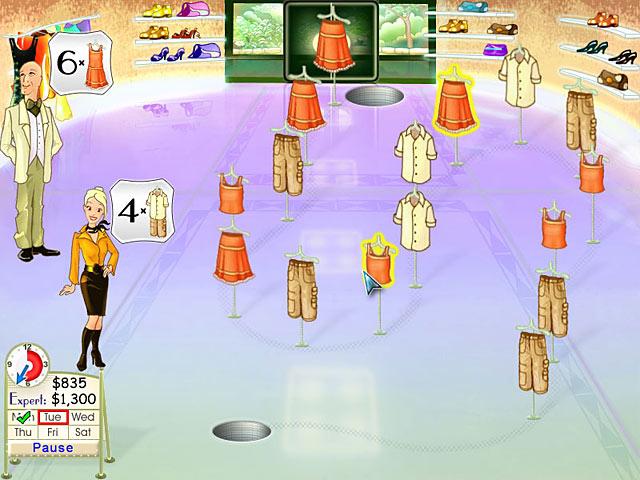 Game screenshot 2 Posh Shop