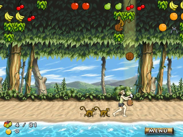 Game screenshot 1 Primate Panic