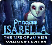 Feature screenshot game Princess Isabella: The Rise Of An Heir Collector's Edition