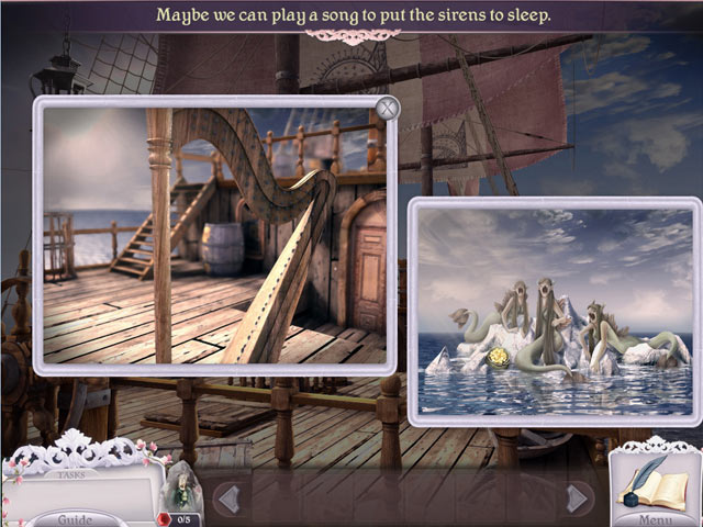 Princess Isabella: Return of the Curse Collector's Edition – Mac Screenshot-2