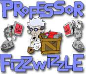 Feature screenshot game Professor Fizzwizzle