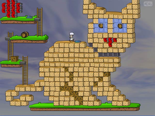 Game screenshot 2 Professor Fizzwizzle