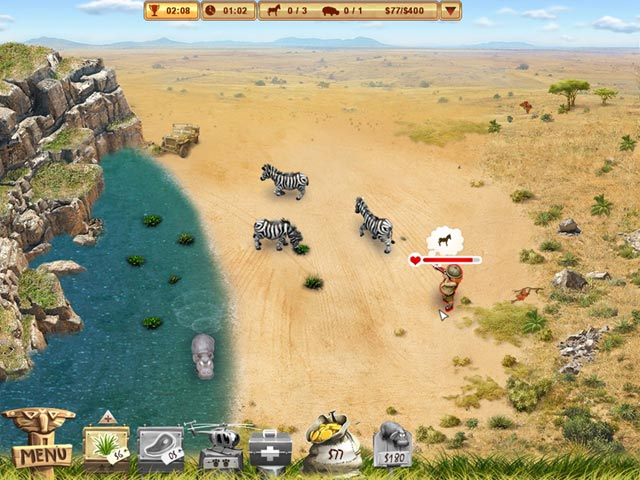 Game screenshot 1 Project Rescue Africa