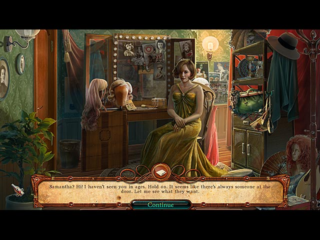 Game screenshot 1 Punished Talents: Seven Muses