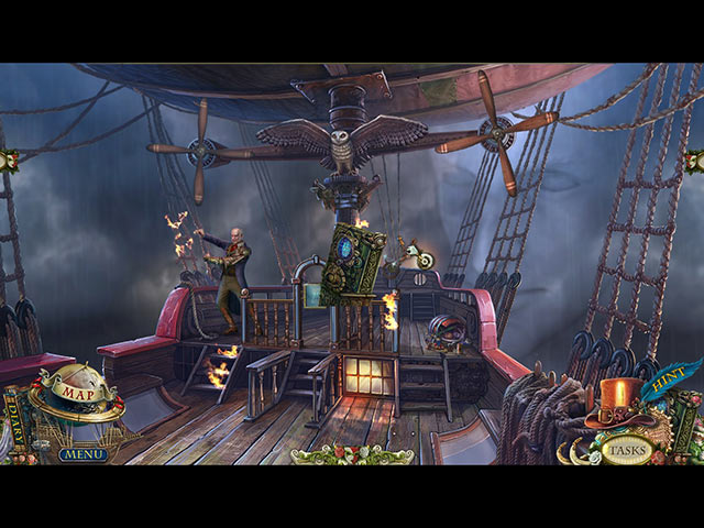 Game screenshot 1 PuppetShow: Lightning Strikes