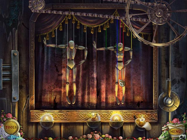 Game screenshot 2 PuppetShow: Lost Town Collector's Edition