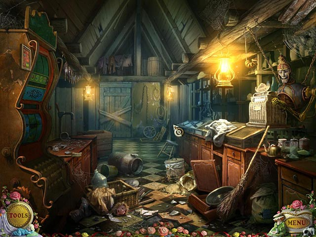 Game screenshot 3 PuppetShow: Lost Town
