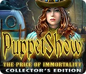 Feature screenshot game PuppetShow: The Price of Immortality Collector's Edition
