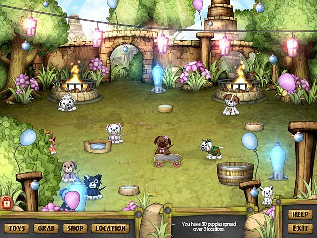 Game screenshot 2 Puppy Sanctuary