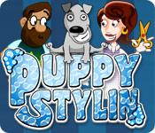 Puppy Stylin`