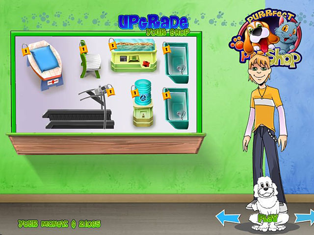 Game screenshot 3 Purrfect Pet Shop