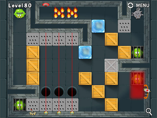 Game screenshot 2 Push The Box