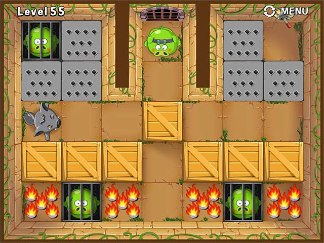 Game screenshot 3 Push The Box