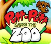 Feature screenshot game Putt-Putt Saves the Zoo