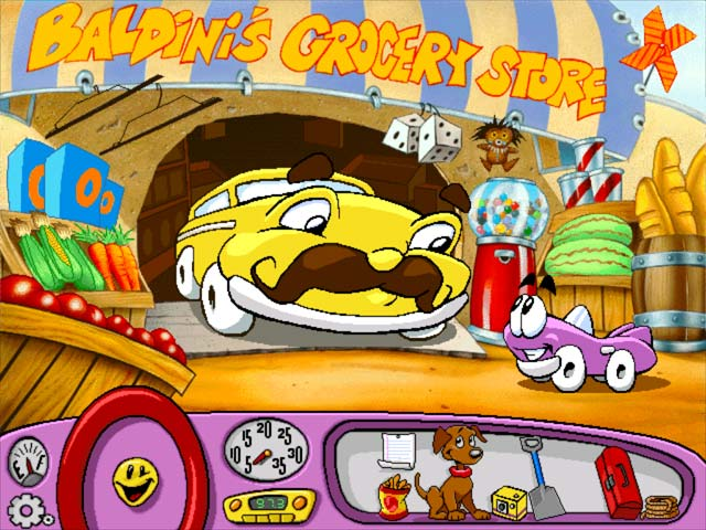 Game screenshot 1 Putt-Putt Saves the Zoo