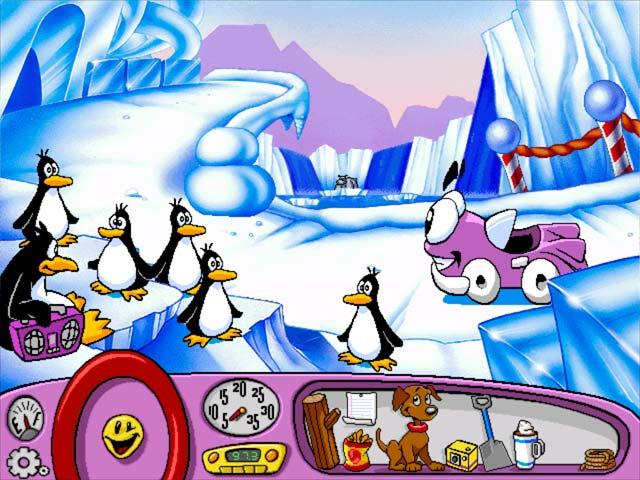 Game screenshot 2 Putt-Putt Saves the Zoo