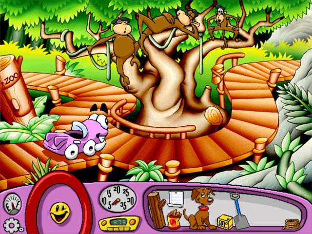 Game screenshot 3 Putt-Putt Saves the Zoo