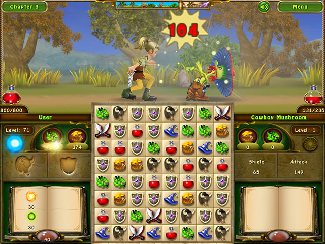 Game screenshot 1 Puzzle Hero