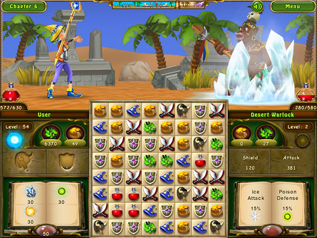 Game screenshot 2 Puzzle Hero