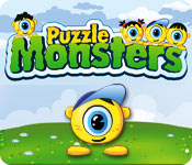 Feature screenshot game Puzzle Monsters