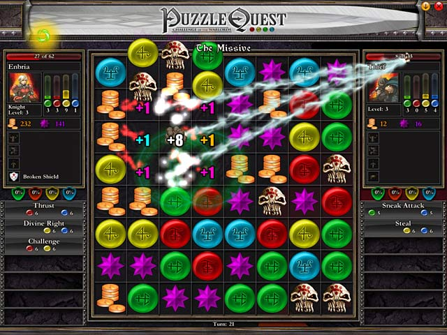 Video for Puzzle Quest