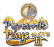 Feature screenshot game Pyramid Pays Slots II